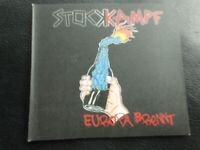 STOCKKAMPF  -   EUROPA  BRENNT  ,     CD  2016  ,   ROCK , PUNK  SELF RELEASED