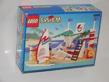 LEGO ® System 6595 windsurfer-SCUOLA NUOVO OVP _ Surf Shack NEW MISB NRFB
