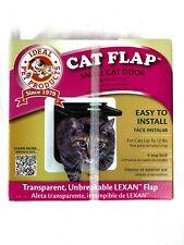 """Ideal Pet Products Cat Flap Small Cat Door 6 1/4"""" X 6 1/4"""""""