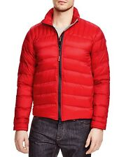 $1100 CANADA GOOSE Men RED DOWN AUTHENTIC JACKET PACKABLE WINTER COAT SIZE M