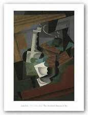The Coffee Mill (Le moulin a cafe), 1916 Juan Gris Art Print 27x18