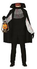 Adult Headless Horseman Sleepy Hollow Halloween Costume Party Decapitated Large