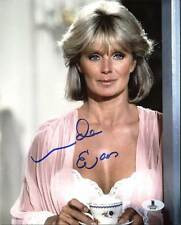 Linda Evans Dynasty Authentic Signed 8X10 Photo Autographed BAS #B13109