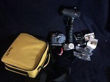 New listing Sea Life Dc1400 Digital Camera w/ Housing, flash and case