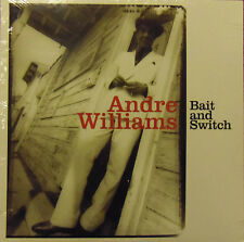 Andre Williams - Bait and Switch LP Norton R&B Rudy Ray Moore Ronnie Spector