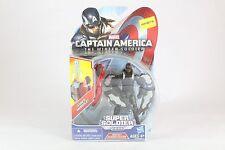 "Marvel Universe Rocket Storm Falcon Captain America Winter 4"" Figure MOSC New"
