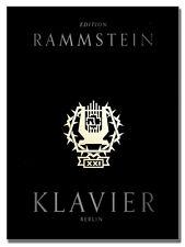 Rammstein Klavier - mit CD - Bosworth Verlag - BOE6337 - 9783865439079