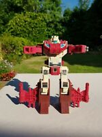 Transformers G1 Technobot Leader Scattershot No Accessories Vintage 1987