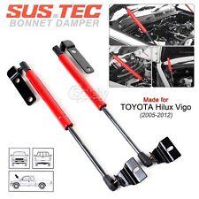 SUSTEC Front Hood Bonnet Gas Strut Damper Lift Kit for TOYOTA Hilux 2005-2012