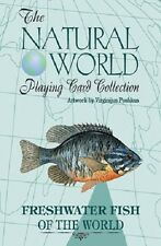 Freshwater Fish of The World Playing Cards Deck New