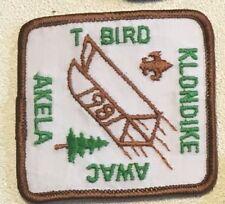 Akela Day - T-Bird 1981 AWAC Klondike patch 3 X 3 #843