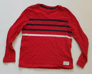 Gap Kids LA- Shirt Gr. S 116 122 6-7 J. TOP Rot