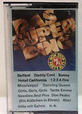 Das Superding Clean Sound Cassette Tape 538 Gema Germany