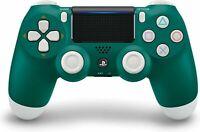 Sony Dualshock PlayStation 4 (PS4) Wireless Controller - 2nd Gen - Alpine Green