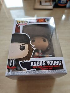 FUNKO POP! ROCKS AC/DC - ANGUS YOUNG #91