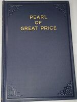 Pearl of Great Price 1944 Excellent Condition Mormon LDS Book