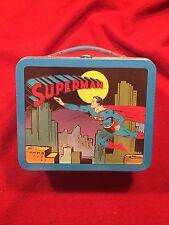 DC Comics Superman Lunch Box Hallmark 1998 Number 3D/8797 New MIB