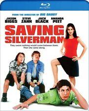 Saving Silverman New Blu-ray Jack Black Steve Zahn Amanda Peet Jason Biggs