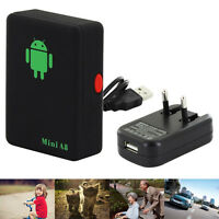 A8 Mini GSM Tracker Global Real Time GSM/GPRS Tracking Device With SOS Button