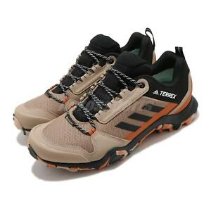 adidas Terrex AX3 GTX Gore-Tex Brown Black Men Outdoors Hiking Trail Shoe FV6851