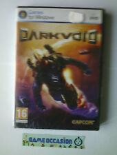 DARK VOID  NEUF SOUS BLISTER - PC DVD-ROM FR