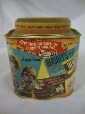Antique Hershey's Food Corporation Chocolate Container Vintage Edition #3 1995