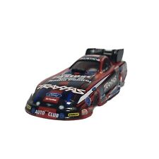 Auto World NHRA Traxxas Mustang Nitro Funny Car Body, Courtney Force, Fits 4Gear