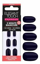 Elegant Touch Express Nails Deep Navy 3 Minute Manicure Polish