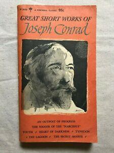 Great Short Works of Joseph Conrad - Paperback - Good