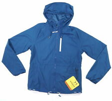 Under Armour ALL SEASON STORM  Womens Zip Front Jacket Small Indigo NEW