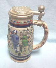 1984 Avon Baseball Beer Stein Collectible Handcrafted Ceramarte in Brazil 101677