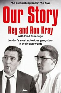 Our Story by Kray, Ronald Book The Cheap Fast Free Post