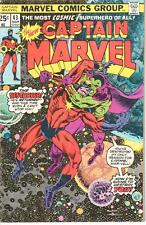 Captain Marvel #43 VG+