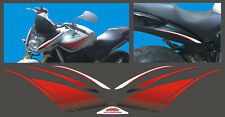 Kit  Honda Hornet  600 2008/2011 - adesivi/adhesives/stickers/decal