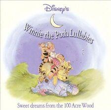 NEW Disney`S Winnie The Pooh Lullabies -  Various Artists (Audio CD)