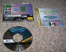 Sega Saturn: Victory Goal - J. League - NTSC