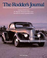 The Rodders Journal Issue #31, Cover A