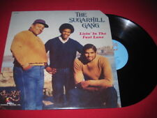 """THE SUGARHILL GANG 12"""" EP - LIVIN IN THE FAST LANE"""