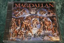 MAGDALLIAN BIG BANG CD 1992 INTENSE RECORDS RARE HTF OOP CHRISTIAN ROCK
