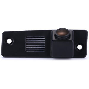 Top Quality License Plate Lamp HD Lens Rear View Car Camera for Opel Antara