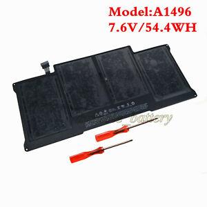 """Genuine Battery A1496 A1405 For Macbook Air 13"""" A1369 2011 , A1466 2012-2017"""