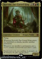 Korvold, Fae-Cursed King Mythic Rare Mint MTG Card :: Throne of Eldraine Brawl D