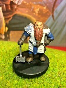 Shield Dwarf Fighter D&D Miniature Dungeons Dragons paladin evil cleric priest Z