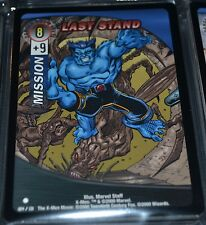 Bad Blood # 83//131 X-Men Trading Playing Cards Games TCG Common Xmen MINT