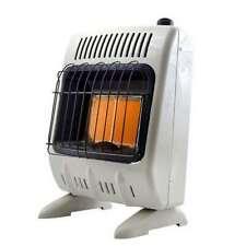 Mr. Heater Home Jobsite 10,000 BTU Vent Free Natural Gas Heater (Open Box)