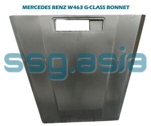 MERCEDES BENZ W463 G-CLASS BONNET