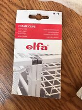 Elfa Storage Frame Clips Set Of 4 222514