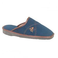 Dunlop Faux Suede Slippers - Men's Footwear