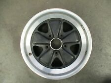 ONE original PORSCHE 16 x 7 Fuchs  rims wheels 911.361.020.44 GERMAN USED  38/84