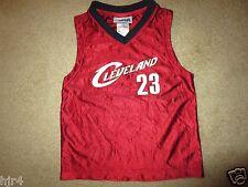 LeBron James #23 Cleveland Cavaliers Cavs NBA Jersey Toddler L 7